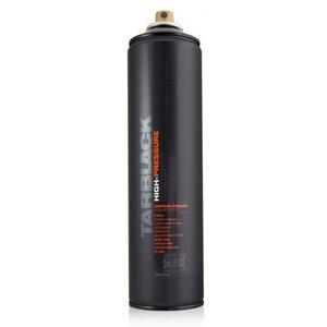 Sprayfärg Montana Tarblack 600ml - High Pressure