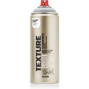 Sprayfärg Montana Tech Texture 400 ml - Grå