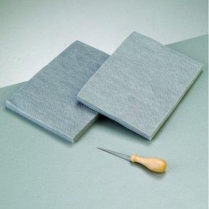 Stickfiltskit 180 x 250 x 10 mm - 2 delar filt + nål