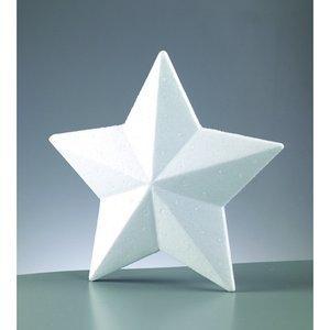 Styrolitform 260 mm - Stjärna kantig