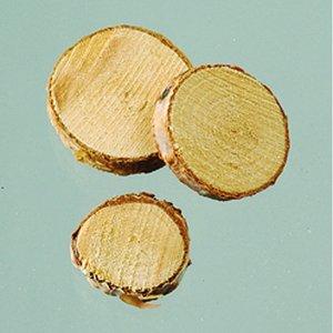 Träbricka ø 1-3 cm - obehandlat