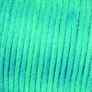 Vävtråd satin - turkos