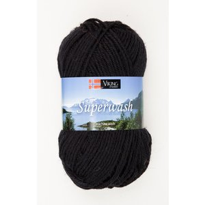 Viking Superwash garn - 50g