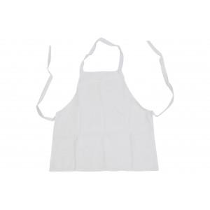 Dekorations Förkläde Hvid 50x70cm - 1 st