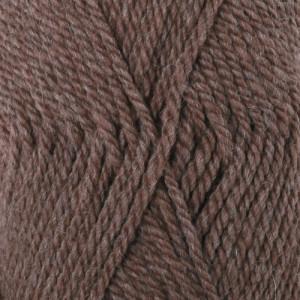 Drops Alaska Garn Unicolor 23 Brun