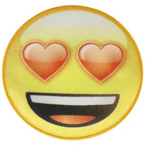 Emoji Strykmärke Smiley Hjärta 6