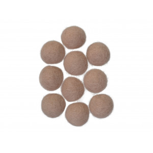 Filtkulor 20mm Sand W2 - 10 st.