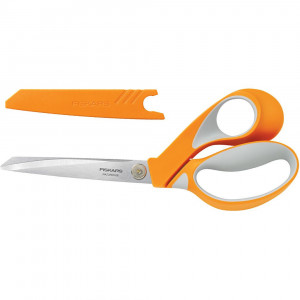 Fiskars Skräddarsax Softgrip Orange 23cm