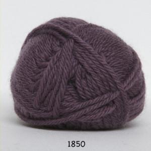 Hjertegarn Lima Garn Unicolor 1850 Druva