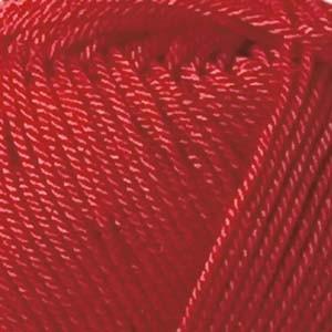 Järbo 8/4 Garn Unicolor 2211 Röd 200g