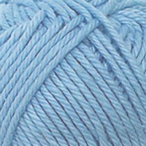 Järbo Soft Cotton Garn 8849 Ljusblå