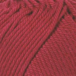 Järbo Soft Cotton Garn 8859 Mörkröd