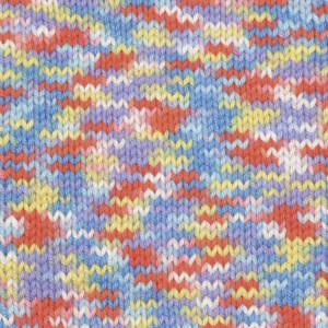 Järbo Soft Cotton Garn 8879 Multi-Print
