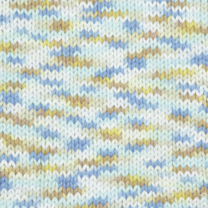 Järbo Soft Cotton Garn 8881 Tåget Sky Print