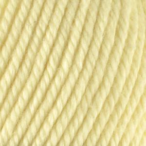 Järbo Soft Cotton Garn 8888 Pastel Gul