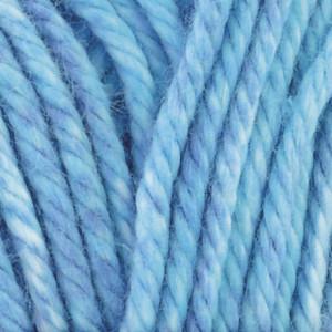 Järbo Soft Cotton Garn 8892 Blå Mix