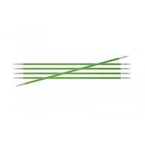 KnitPro Zing Strumpstickor Aluminium 20cm 3