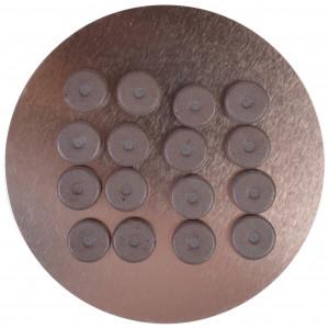 Magneter Rund 10mm - 16 st