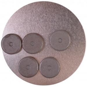Magneter Rund 18mm - 5 st