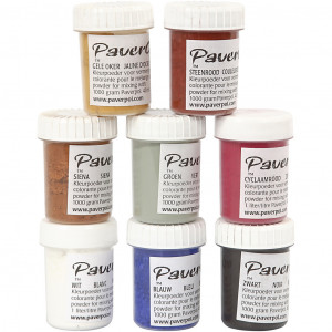 Paver Color