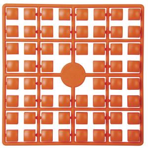 Pixelhobby XL Pärlor 224 Ljus Orange röd 5x5mm - 64 pixels
