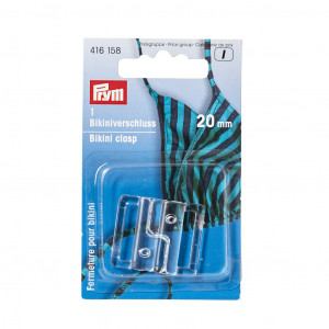 Prym Bikinispänne Plast Transparent 20mm - 1 sätt