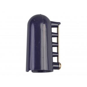 Prym Fingerborg för stickning med 4 Garnfördelarer i plast