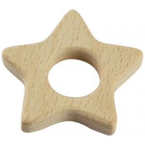 Träring Stjärna Ø5